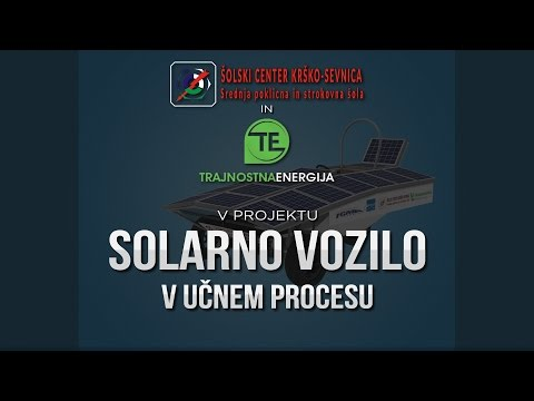 Solar Vehicle v1.0 (TE)