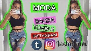 ROPA DE MODA JUVENIL MODA : BADDIE, TUMBLR, INSTAGRAM/Insta Baddie Outfits 2017