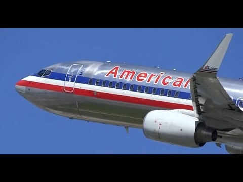 Plane Spotting - Departures Runway 22L - Chicago O