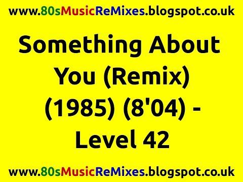 Something About You (Remix) - Level 42 | Shep Pettibone | 80s Club Mixes | 80s Club Music