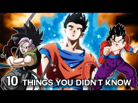 10 Things You Didn't Know About Gohan (Probably) - Dragon Ball Super