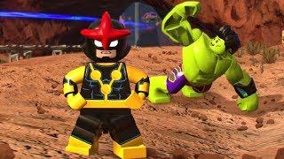 LEGO Marvel Super Heroes 2 - Nova Free Roam (Champions DLC Pack)