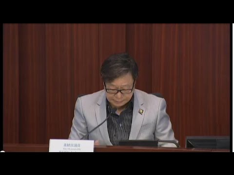 Panel on Information Technology and Broadcasting (2014/03/27)