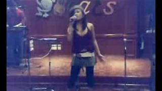 Cherry May sings Unfaithful by Rihanna Mp3