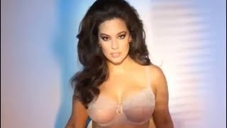 Ashley Graham is flaunting her dangerous curves in a new photoshoot...