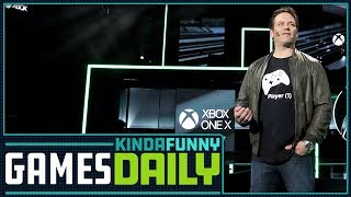 """Xbox Gearing Up for """"Biggest E3 Showing Ever"""" - Kinda Funny Games Daily 03.14.18"""