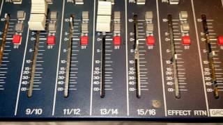 Yamaha MG166CX 16-Input Mixing Console Analog Mixer A Closer Look