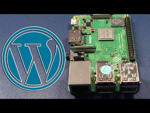 How To Install WordPress On A Raspberry Pi
