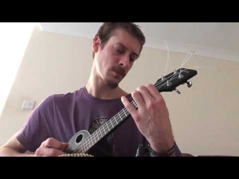 Gravity Falls theme solo arrangement ukulele