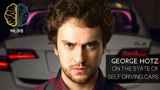 George Hotz on Comma.AI and the state of self-driving cars