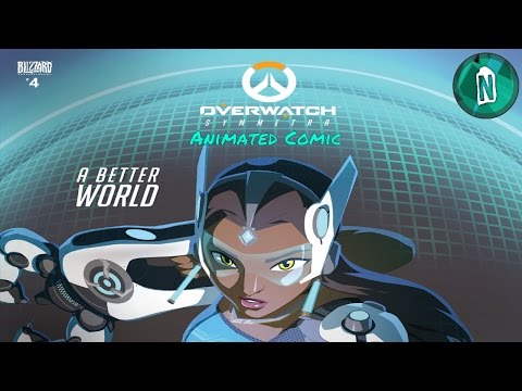 Overwatch Animated Comic | Symmetra A Better World #4
