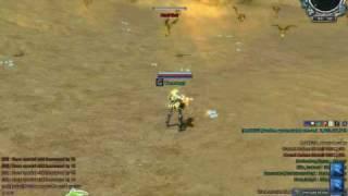 RF Online Combat Footage