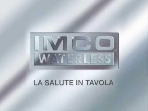 IMCO Waterless: Mangiare bene, mangiare sano! - IMCO Free Net S.p.A.