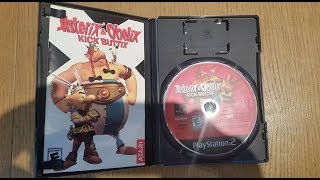 Quick Look | Asterix & Obelix - Kick Buttix (2004) Playstation 2 HD | the monotony makes you zzzz