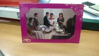 открытки свадебные фоторамки дисплеи заказать www.vrt21.ru(открытки свадебные фоторамки дисплеи на ножке с инициалами жениха и невесты заказать для подарка гостям..., 2010-11-12T20:50:38.000Z)