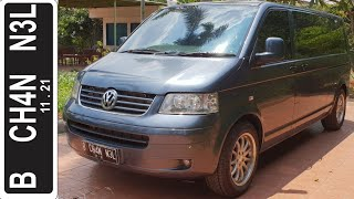 In Depth Tour VW Caravelle LWB [T5] (2008) - Indonesia