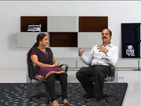Interview of Dr.Cijo Jos on Cosmetic Dentistry on Life line programme on tv
