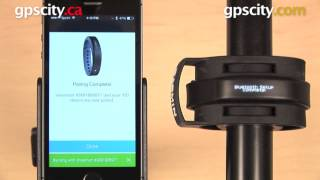 02. Garmin vivosmart: Getting Started & Bluetooth Pairing with GPS City