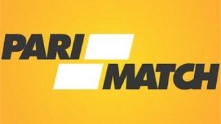 Pari Match. Делаем ставки. Видео урок #1
