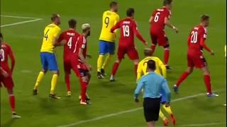 Sweden vs Luxembourg 8-0 (GOALS HIGHLIGHTS) FIFA WC Qualification UEFA 07-10-2017