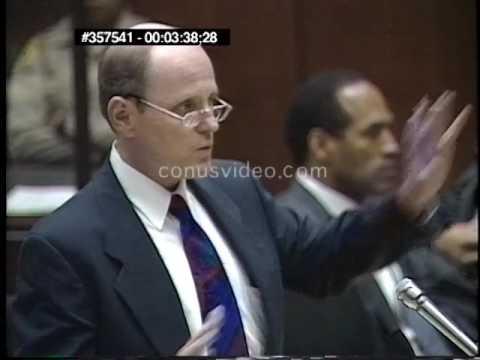 OJ Simpson Trial - September 19th, 1995 - Part 4 (Last part)