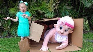 Nastya e a história para as crianças sobre amizade