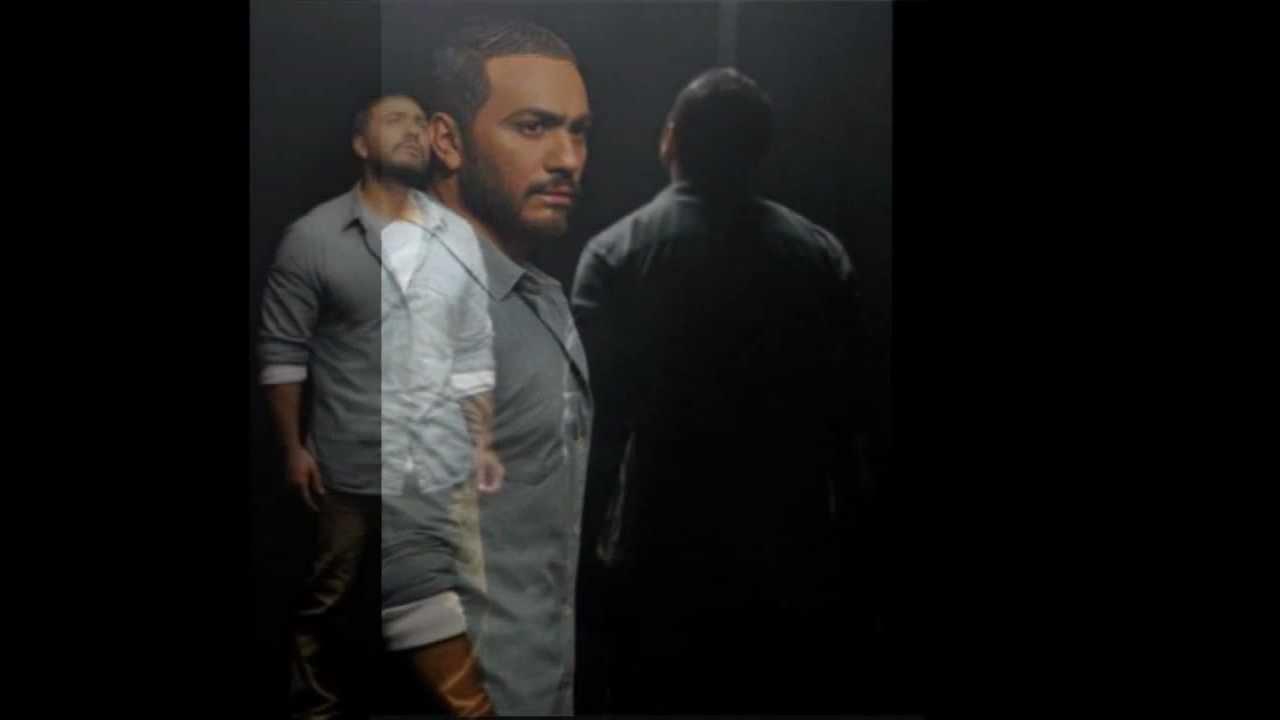 Tamer Hosny - Ebdaa Benafsk (Vocal -تامر حسني - ابدأ بنفسك (بدون موسيقي