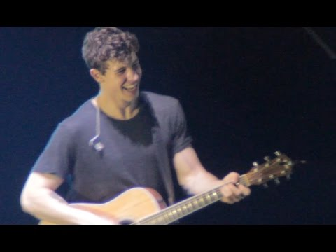 Shawn Mendes Live in Manila - Life of the Party / Stitches
