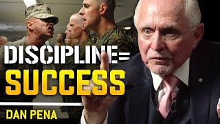 HOW YOU NEED TO RAISE YOUR CHILDREN - Dan Pena Talks About Leadership | London Real