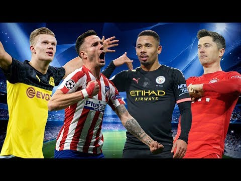 CHAMPIONS LEAGUE 2020, ROUND OF 16, FIRST LEGS REVIEW