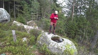 Übernachtung im Gruselwald: Verwachen, erkunden, entdecken, beenden :)