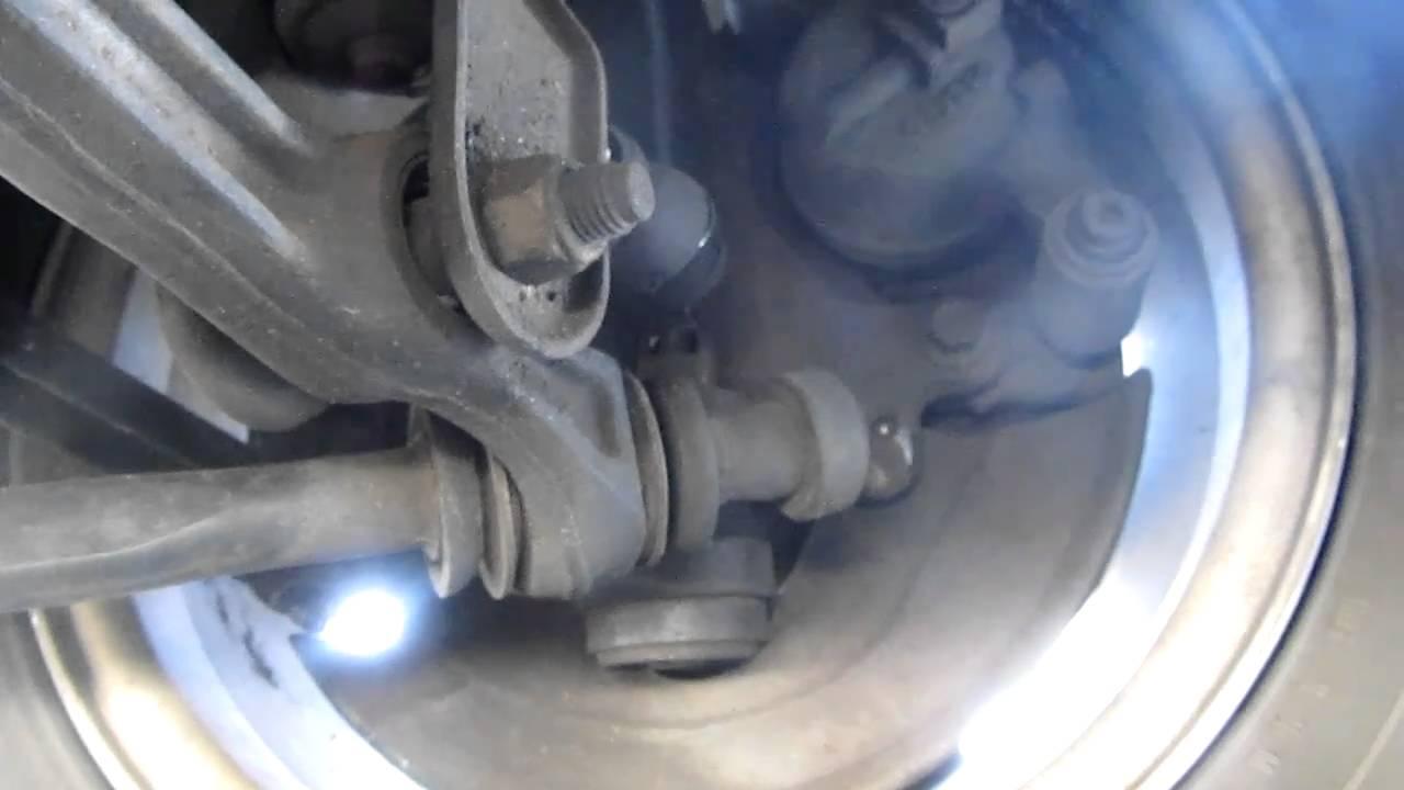 95 thunderbird 4 6l v8 suspension problem part 3 [ 1280 x 720 Pixel ]