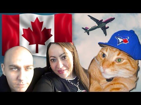 CANADA EH!  - Planes, Trains, Toronto Blue Jays, Tim Hortons & More