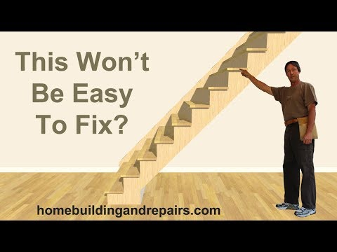 Fixing Stairways with Smaller Steps Might Be More Difficult to Repair Than You Think