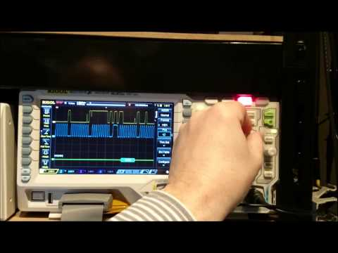 DS1000z I2C Decoding and Triggering  (covers DS1054Z, DS1074Z, DS1100Z, MSO1074Z, MSO1104Z)