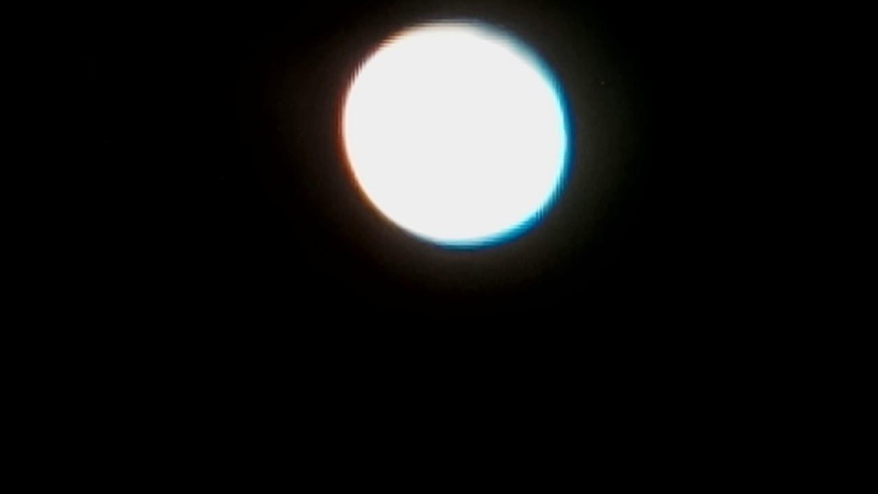 Moon test monocular youtube