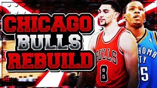 NBA 2K18 CHICAGO BULLS REBUILD! 98 OVERALL SIGNING!