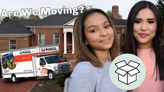 Are We MOVING?