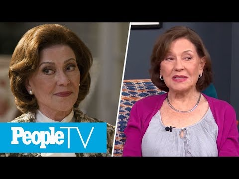 Kelly Bishop On Why Amy Sherman-Palladino Left S7 Of Gilmore Girls | PeopleTV | Entertainment Weekly