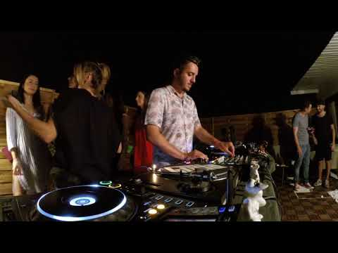 Dobrikan @ Private Rooftop Party Bucharest (20.07.2017)