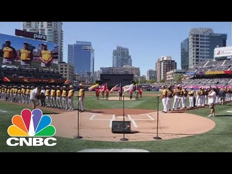 San Diego Set To Shine As Host Of MLB's All-Star Game: Bottom Line | CNBC
