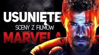 Alternatywny Iron Man! Thor i dziwne nagranie z mackami - Usunięte sceny Marvela!