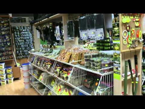 Rybársky obchod AZ Rybar Hypermarket - rybarske potreby, športové potreby, turistické potreby 2 from YouTube · Duration:  4 minutes 30 seconds