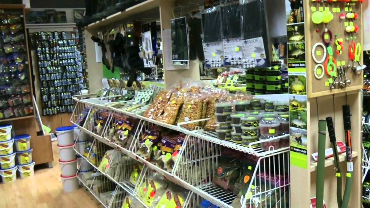 c045531946ba Rybársky obchod AZ Rybar Hypermarket - rybarske potreby