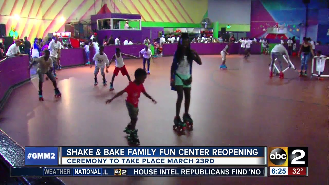 Shake and Bake Family Fun Center set to reopen
