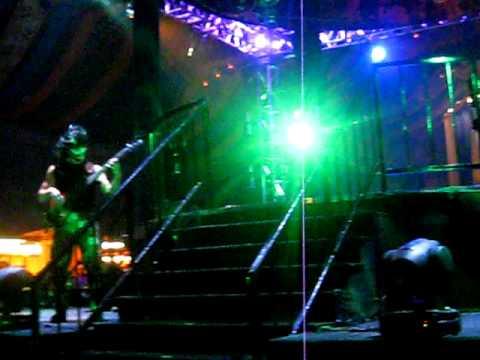 Franken Rock - Busch Gardens Howl-O-Scream - YouTube