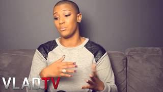 Nya Lee Explains True Story of Her Neck Scar