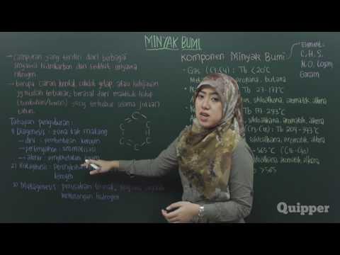 Quipper Video - Minyak Bumi - Kimia