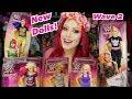 NEW Wrestling SuperStar Dolls by Mattel