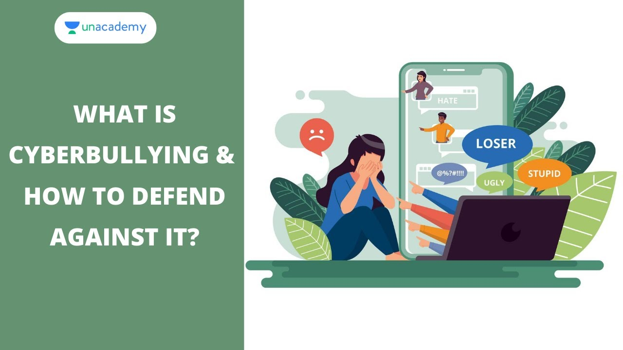 What is Cyberbullying & How to Defend against it? RETHINK BEFORE YOU TYPE
